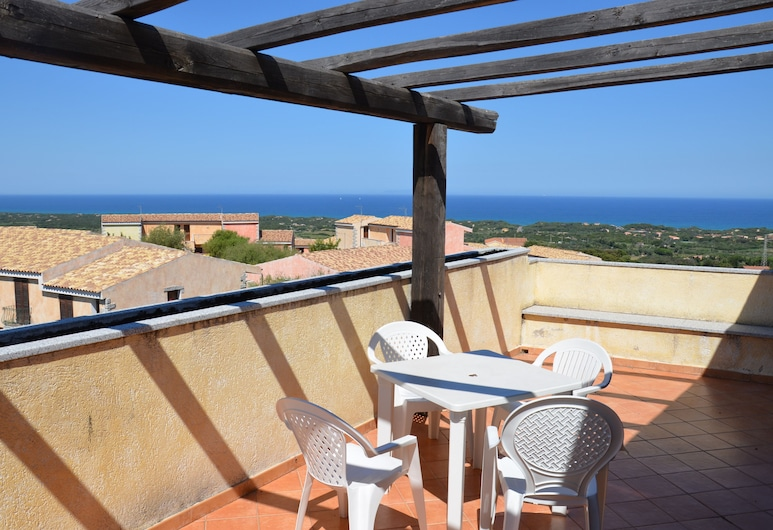 Costa del Turchese, Badesi, Ferienhaus, 2Schlafzimmer, Terrasse/Patio