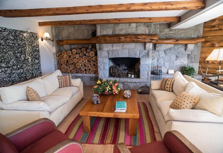 馬里亞納酒店, San Carlos de Bariloche, 大堂閒坐區