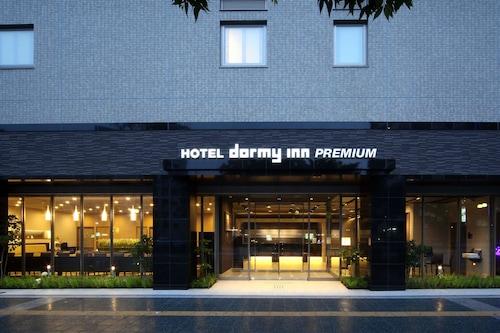 博多運河城前頂級天然溫泉多米旅館/