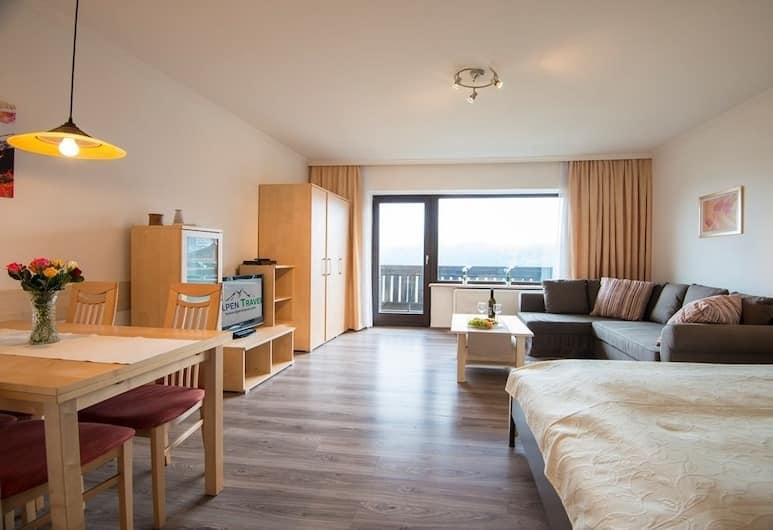 Landhaus St. Georg, Bad Gastein, Apartment, Balcony (36m2, 3 persons), Bilik