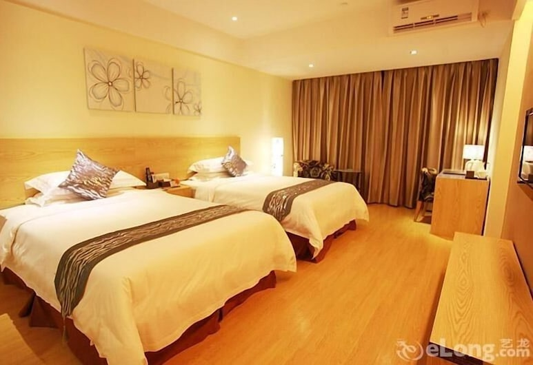 Milan Fashion Hotel, Shenzhen, Guest Room