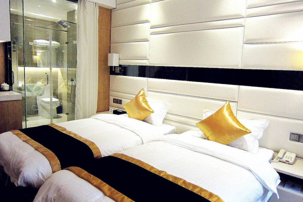 Τυπικό, 2 Μονά Κρεβάτια, Καπνιστών - Δωμάτιο επισκεπτών