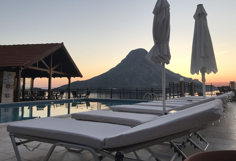 Hotel Continental, Kalymnos, Outdoor Pool