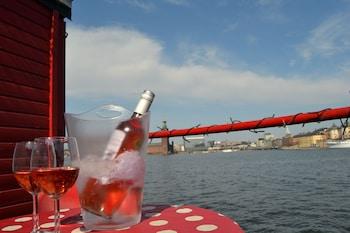 Fotografia do The Red Boat em Estocolmo