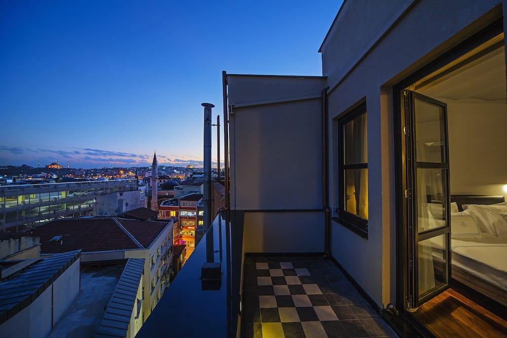 Penthouse Suite  - Balkong