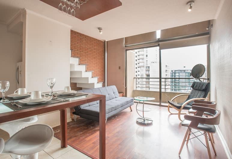Altura Suites, Santiago, Loft Comfort, Rum