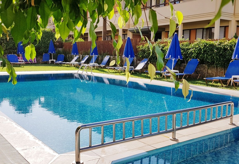 Hotel Olympia, Rethymno, Kolam