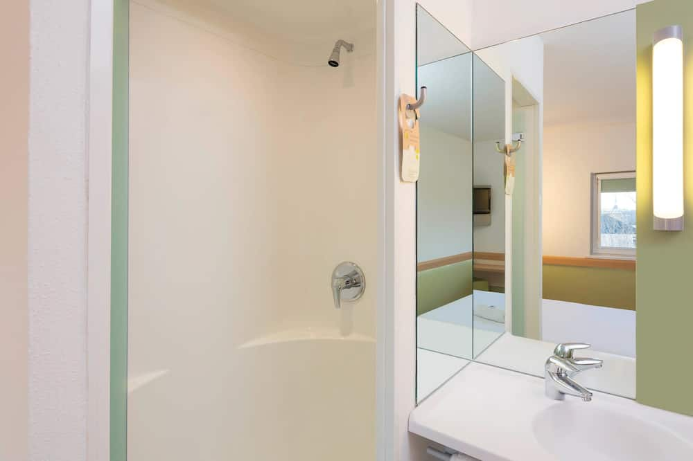 룸, 싱글침대 2개 - 욕실