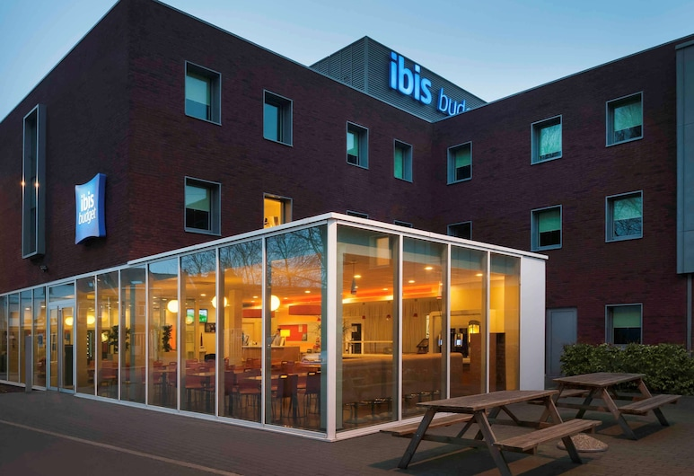 ibis budget Brussels South Ruisbroek, Sint-Pieters-Leeuw, Exteriör