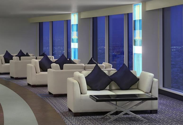 Four Points by Sheraton Riyadh Khaldia, Riyadh, Hotel Lounge