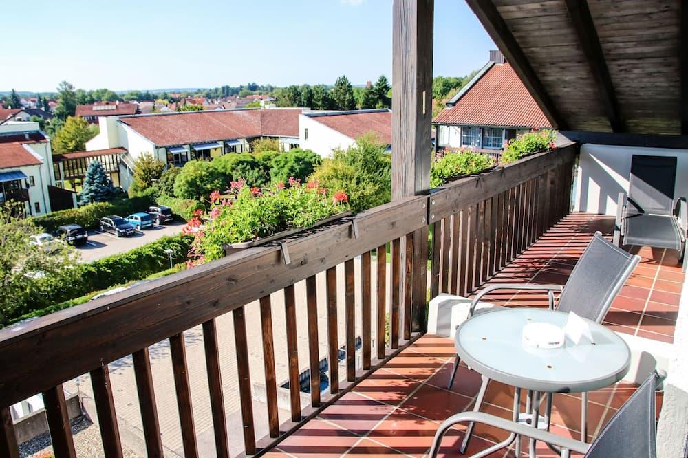 Suite, 1 Bedroom - Balcony
