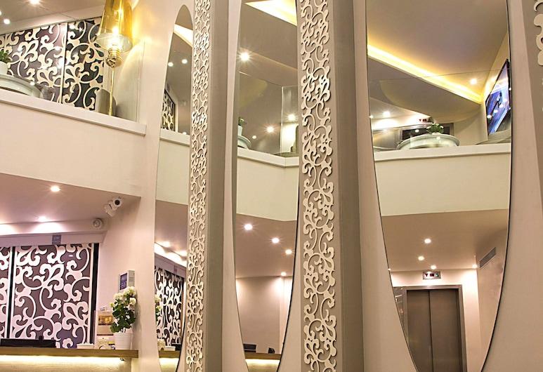 Agripas Boutique Hotel, Yerusalem, Resepsionis