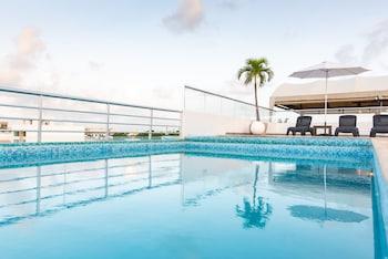 A(z) Soho Playa Hotel hotel fényképe itt: Playa del Carmen