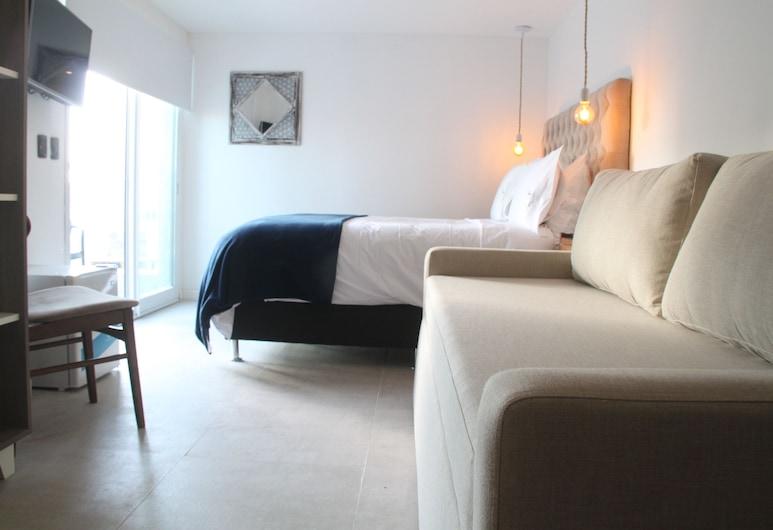 Hotel Florinda, Punta del Este, Deluxe Suite, Bilik Tamu