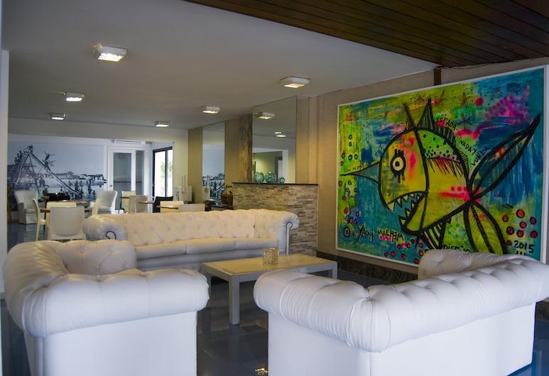 Hotel Florinda, Punta del Este, Lobby Sitting Area