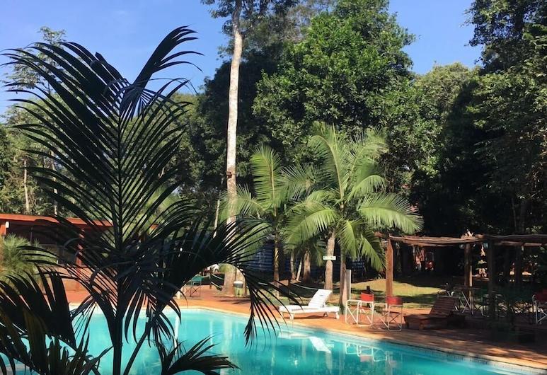 Don Horacio Hotel Selvatico, Puerto Iguazú, Bahagian Luar