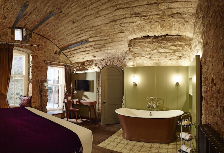 Cheval Old Town Chambers , Edinburgh, Townhouse Apartment, Room
