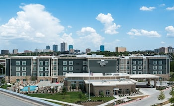 Mynd af Homewood Suites by Hilton Fort Worth - Medical Center, TX í Fort Worth
