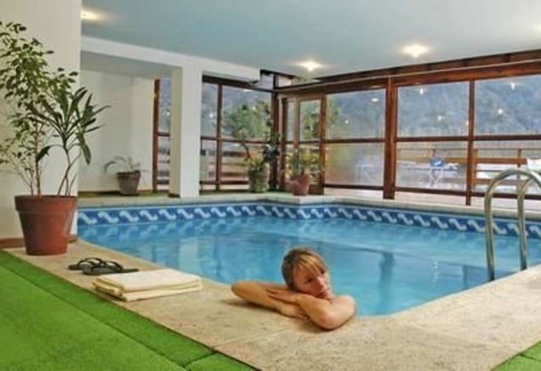 Hotel Patagonia Plaza, San Martín de los Andes, Indendørs pool