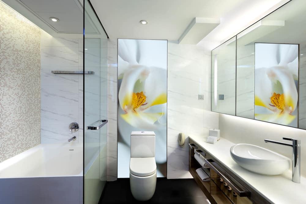 M Suite  - Bathroom