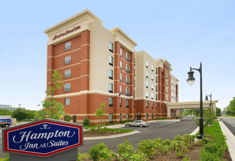 Hampton Inn & Suites Washington DC North/Gaithersburg, MD, Gaithersburg