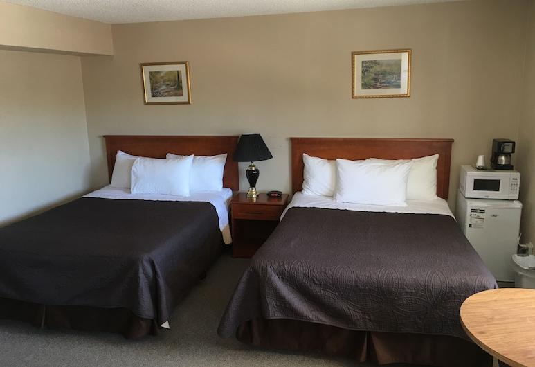 Silverstar Motel, Midland, Habitación estándar, 2 camas Queen size, para no fumadores, Habitación