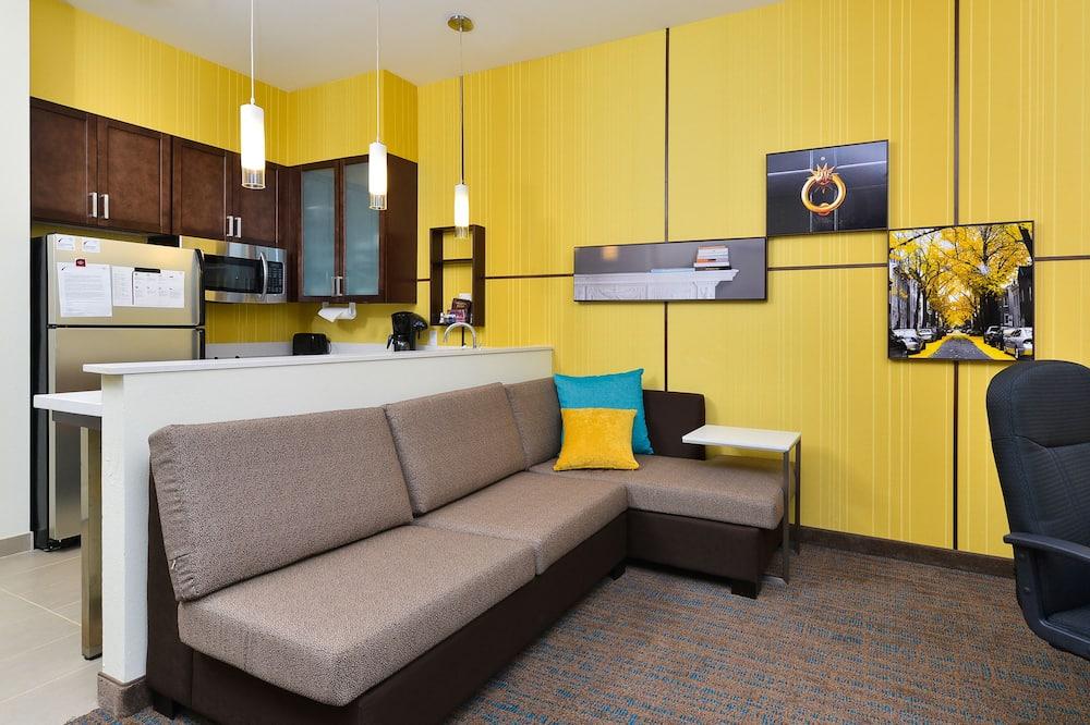 Studio, 1King-Bett, Nichtraucher - Wohnbereich