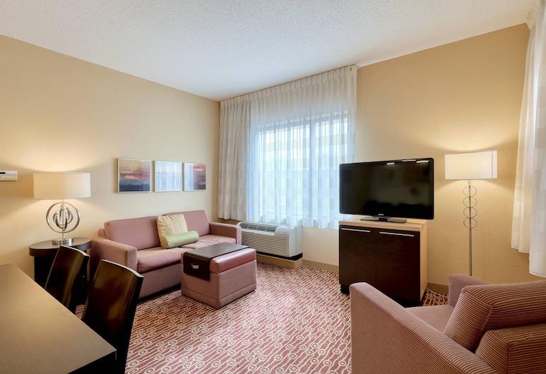 TownePlace Suites York, York, Apartmá, 2 ložnice, nekuřácký, Pokoj