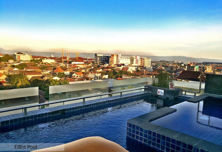 The Edelweiss Hotel, Yogyakarta, Outdoor Pool