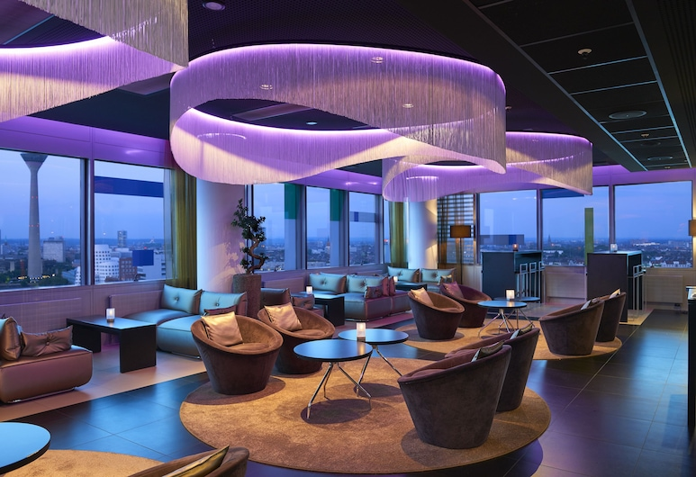 INNSiDE by Melia Düsseldorf Hafen, Düsseldorf, Lounge ξενοδοχείου