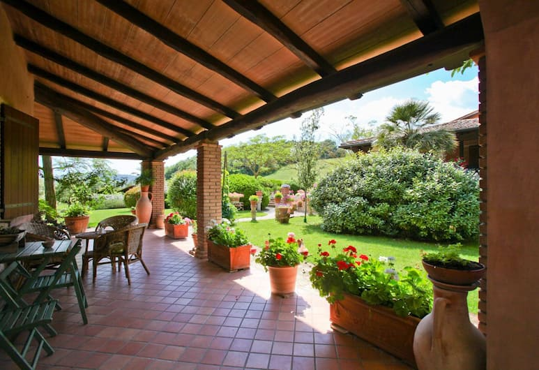 Agriturismo da Lorena, Manciano, Terrace/Patio