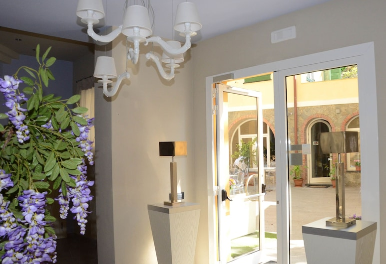 Hotel Souvenir, Monterosso al Mare, Otel Girişi