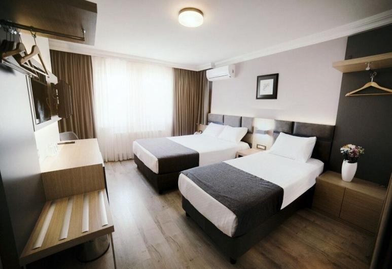 Hotel Helen, Canakkale, Tremannsrom, Gjesterom