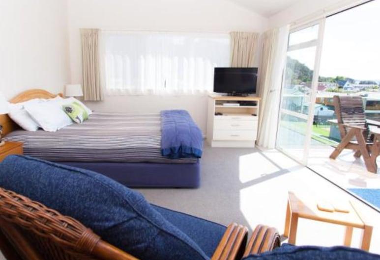 Admiral's View Lodge, Paihia, Studio, Meerblick, Zimmer