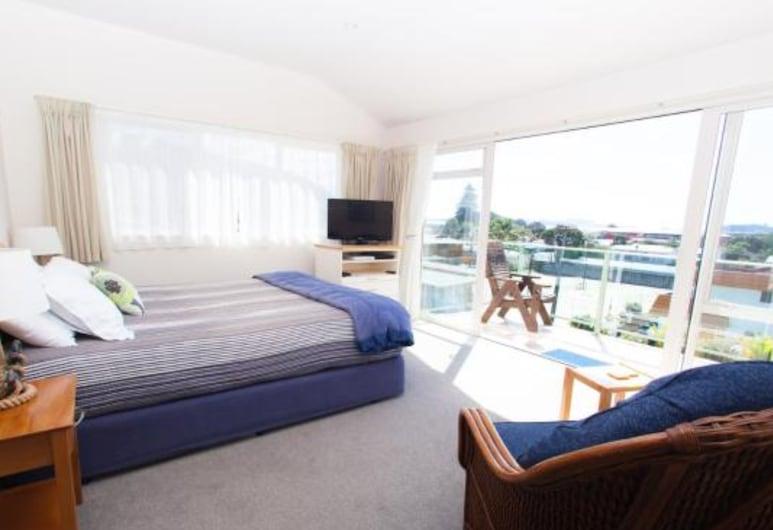 Admiral's View Lodge, Paihia, Monolocale, vista mare, Camera