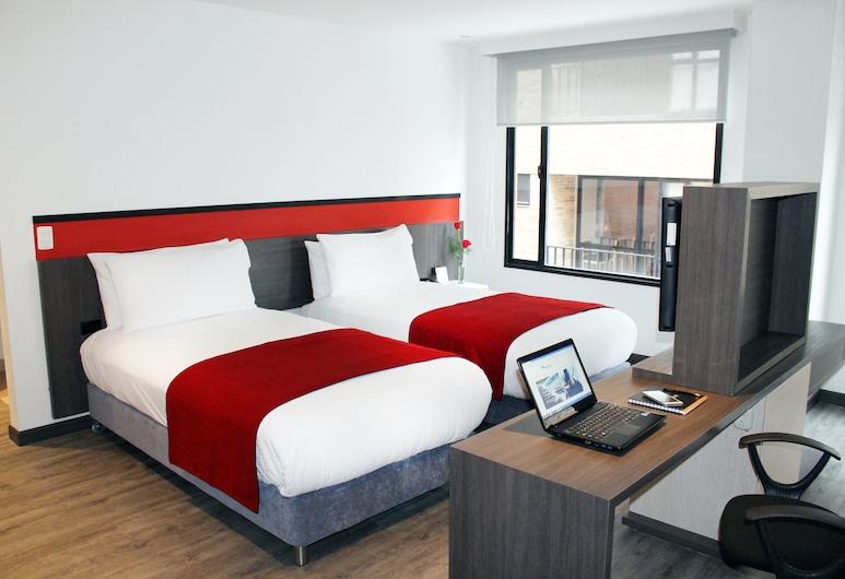 Best Western Calleja Suites, Bogotá, Junior Suite, Bilik Tamu