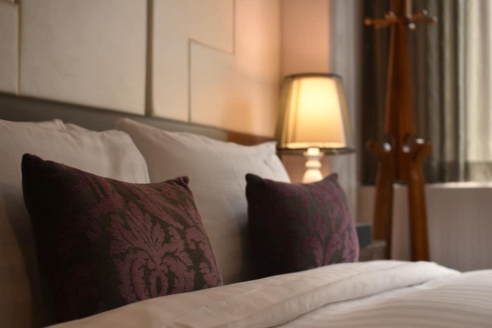 時尚雙人房帶加床房(1大床+1單人床) - 客房