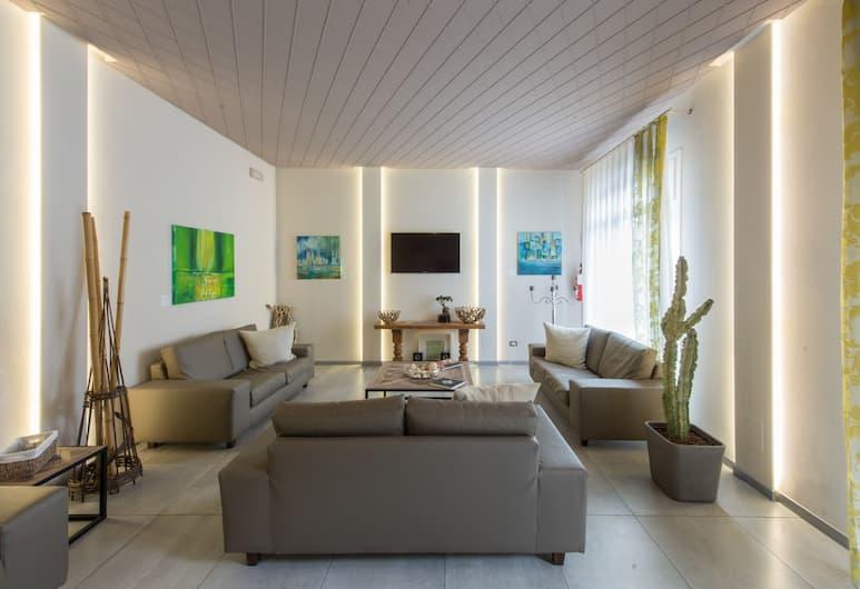 Hotel Helvetia, Jesolo, Lobby-Lounge