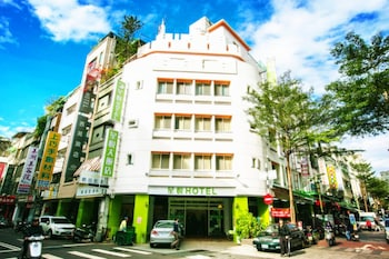 Picture of Happy Star Hotel in Taichung