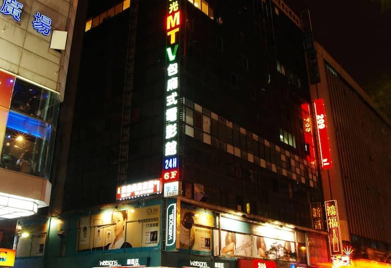 Eastern Star Hotel, Taipei, Buitenkant