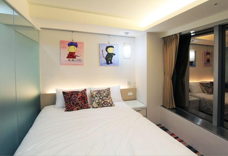 台北清翼居旅店, 新北市, 豪華雙人房, 客房