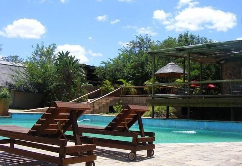 Hippo Pools Resort, Hoedspruit, Kolam Terbuka