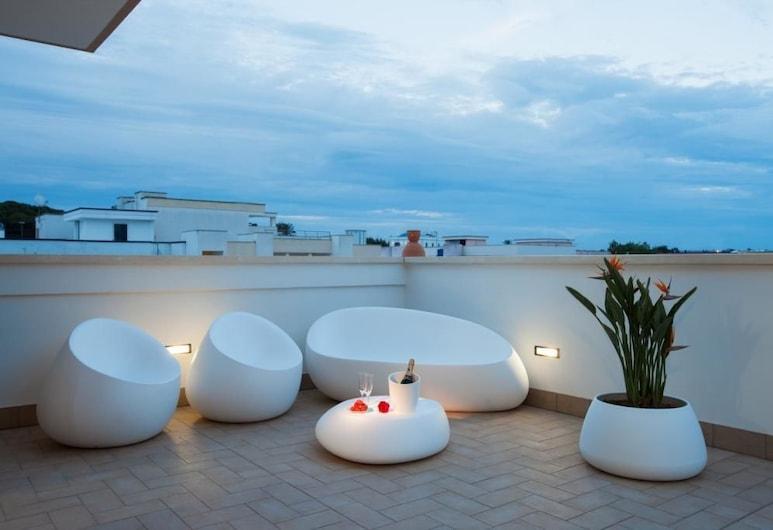 Bed & Breakfast Aria di Mare, Gallipoli, Terrace/Patio