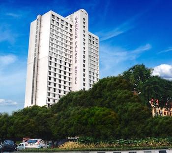 Naktsmītnes Garden Palace Hotel Surabaya attēls vietā Surabaja