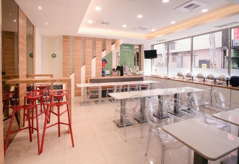 Kiwi Express Hotel-Taichung Station Branch 1, Taichung, Restaurace