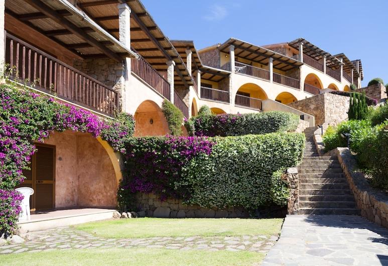 Residence Costa Ruja, Olbia, Classic-Studio, 1 Doppelbett, Buchtblick, Zimmer