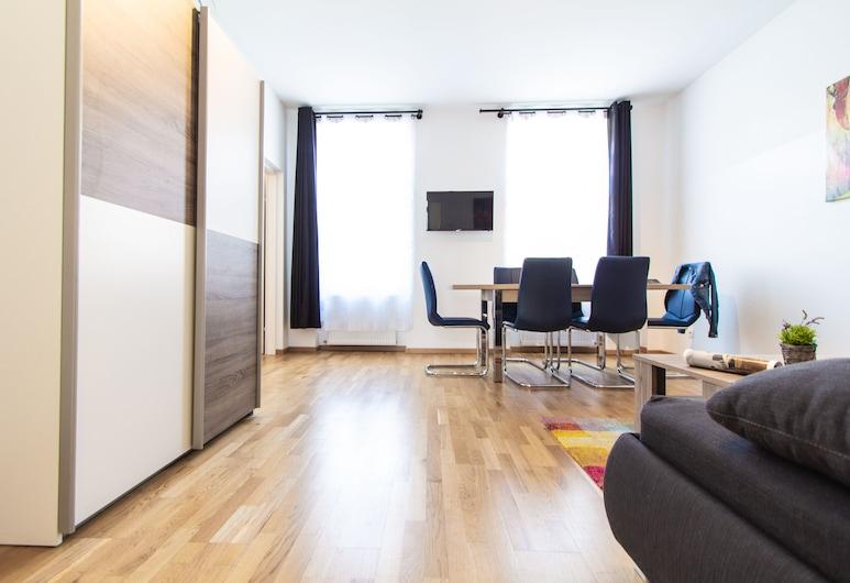 CheckVienna – Apartment Puchsbaumgasse, Viena, Apartamento standard, 2 quartos, Sala