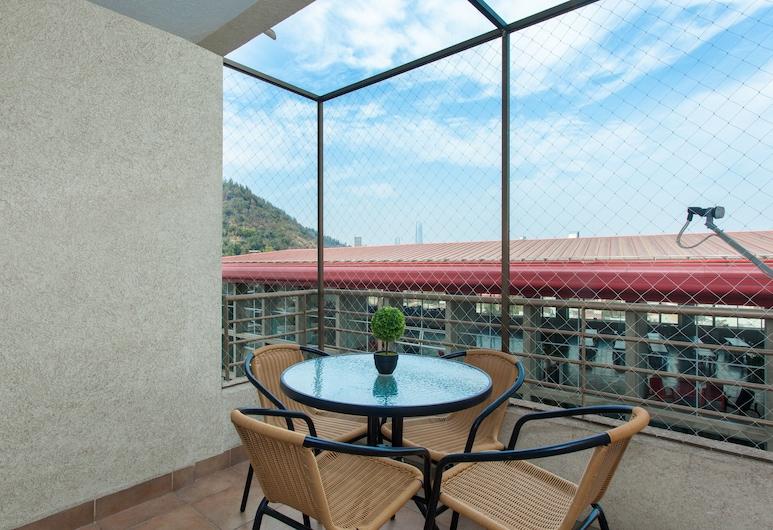 Bellavista Apartments, Santiago, Family Apartment, 2 Bedrooms, Balkoni