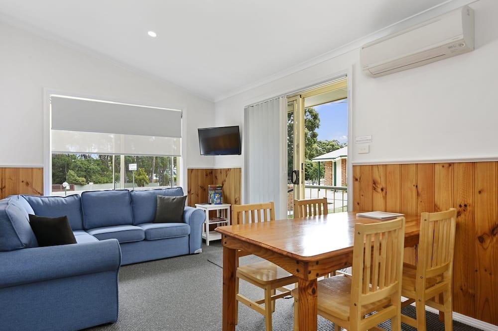 Cottage, 2 slaapkamers - Woonruimte