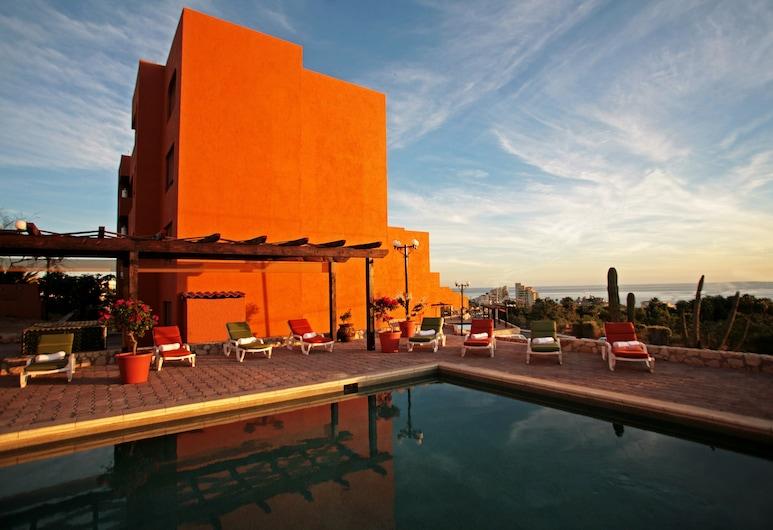 Sunrock Condo Hotel, Cabo San Lucas, Gazebo